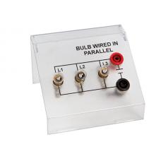 Arco Bulbs Wired In Parallel
