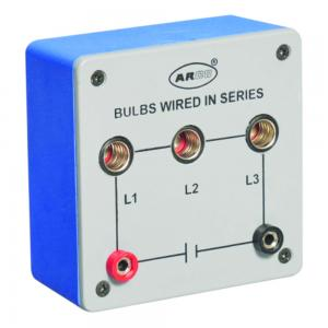 Arco Bulbs Wired In Series