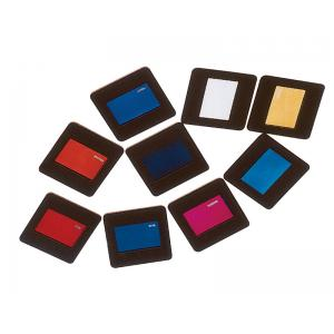 Arco Colour Filters-Orange Red Mounted