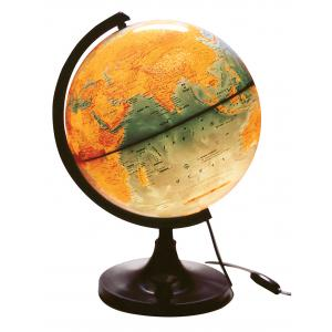 Arco Physical Relief Globe