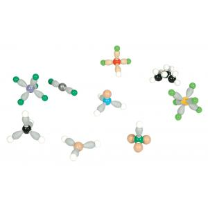 Arco Shapes of Molecules Set