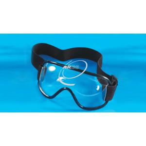 Arco Safety Goggles, Clear White Plastic