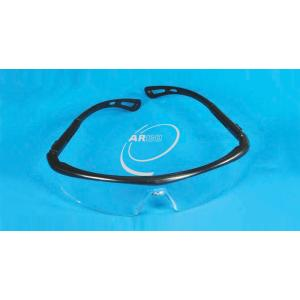 Arco Safety Goggles, Black Arms