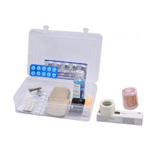 Arco First Aid Kit for 10 Persons in Plastic Box