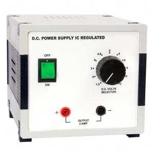Arco DC Power Supply, IC Regulated